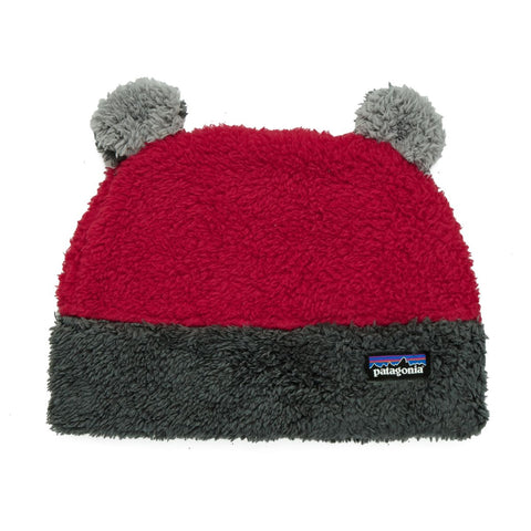 Furry Friends Hat Red