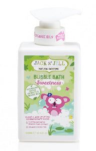 jack n jill sweetness bubble bath