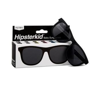 Hispterkid Black Sunglasses