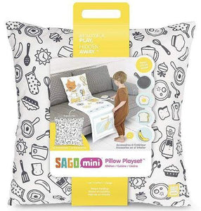 Sago Mini Pillow Playset Jinja's Kitchen