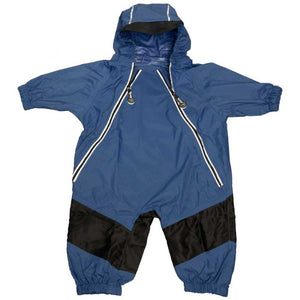 Mid Season Rain Suit - Deep Ocean