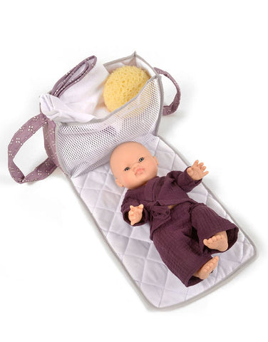 Minikane Doll Diaper Bag