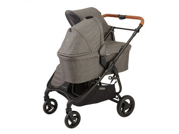 Valco Bassinet Snap Duo Trend Charcoal