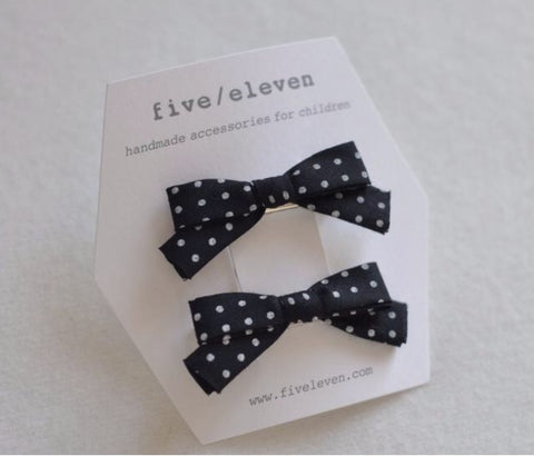 Five/Eleven Barrettes -  Liberty and co. - Liza