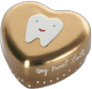 Maileg My Tooth Box - Gold
