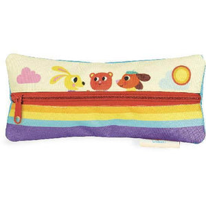 Vilac Pencil Case, rainbow by Ingela P Arrhenius