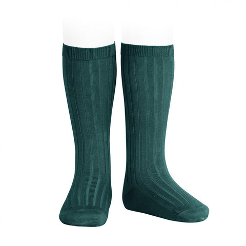 Condor Ribbed Knee Socks