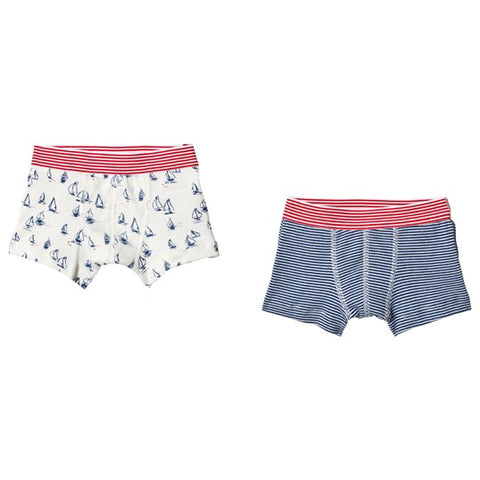 Pack of 2 Boat Boxer Shorts