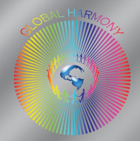Window Decal Car 5x5 Global Harmony