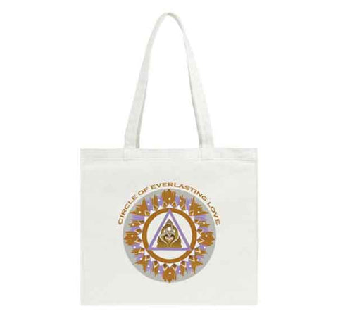 Tote Bag - Circle of Everlasting Love