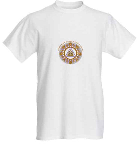 Short Sleeve Tshirt-Circle of Everlasting Love