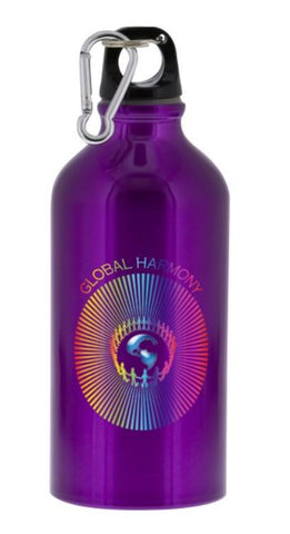 Sport Bottle Global Harmony Energy Mandala