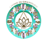 Tote Bag - Living in Gratitude Design