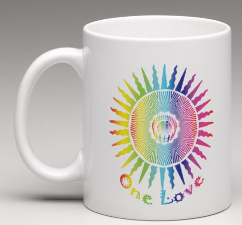 Coffee Mug - One Love Design