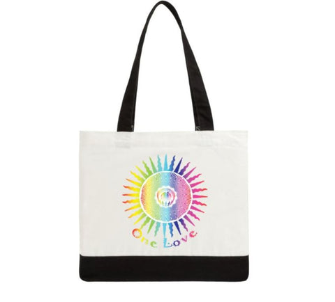 Tote Bag - One Love Design