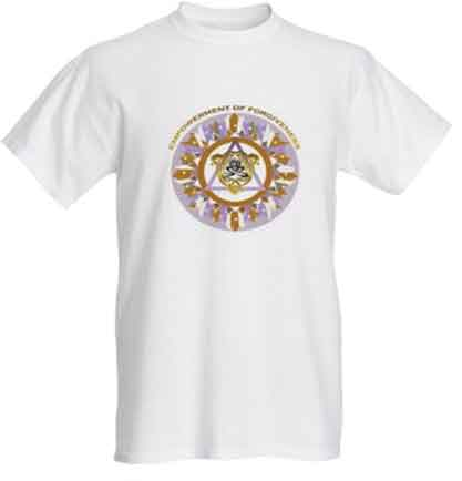 Short Sleeve Tshirt - The Empowerment of Forgiveness