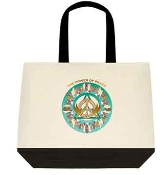 Tote Bag - The Power of Peace