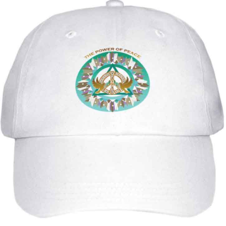 0a3ae907e93 Ball Cap - The Power of Peace – The Graceful Goddess Store