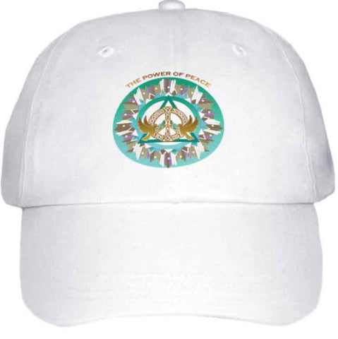 Ball Cap - The Power of Peace