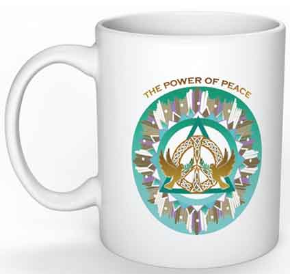 Coffee Mug - The Power of Peace