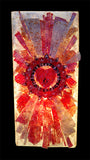 Mosaic Art Glass Energy Lamp Infinite Love