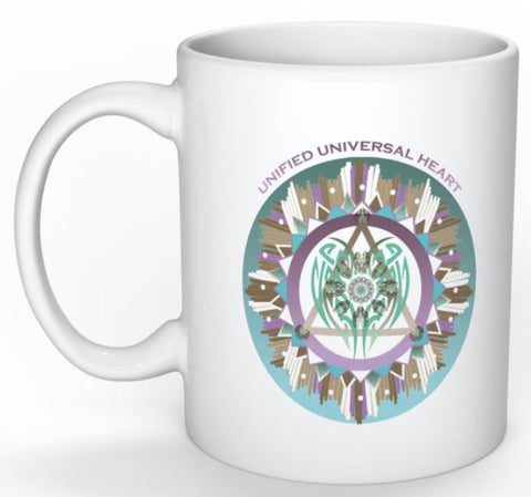 Coffee Mug-Unified Universal Heart
