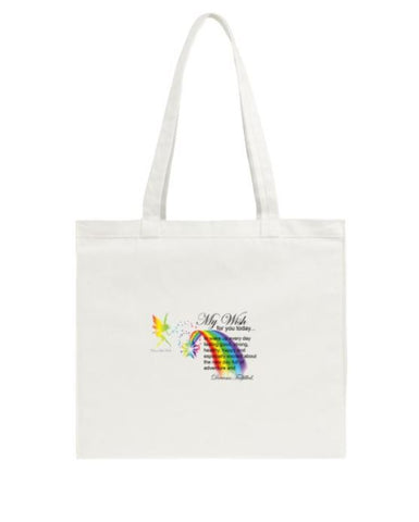 Tote Bag Women Have Worth Dreams Fulfilled