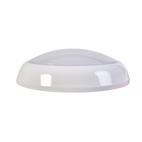 15w LED 2D Emergency Decorative Bulkhead Fitting