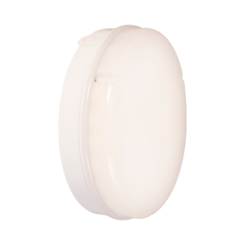 18w LED Standard White Prismatic Bulkhead Fitting