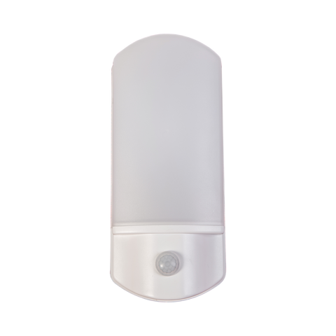9w LED White Bulkhead PIR