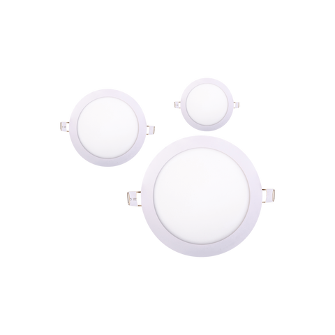 12w LED Circular Panel Daylight