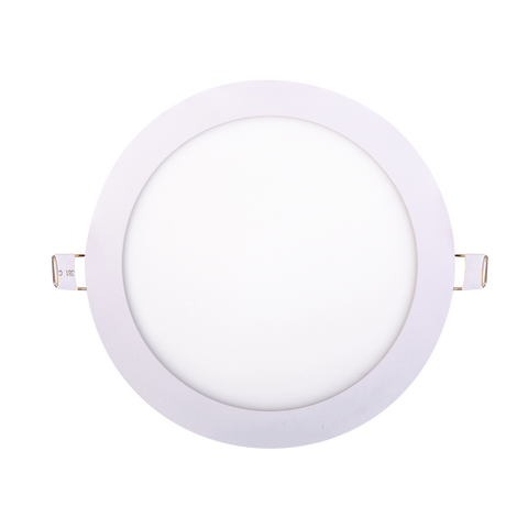 12w LED Circular Panel Warm White