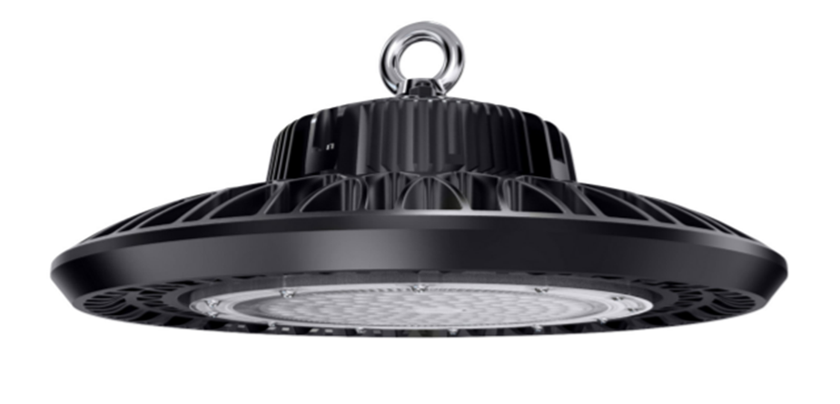 HESTIA 150W LED UFO HIGHBAY 60 DEGREE LENS