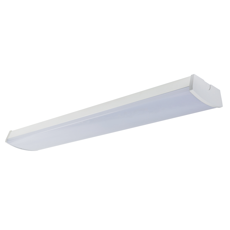 TRINITY CURVED PROFILE LINEAR 4FT SINGLE - 2416 LUMENS