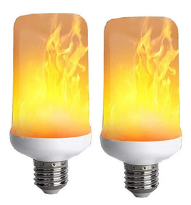 Flame LED Light Bulb 3 Mode