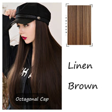 Load image into Gallery viewer, Fashion Long Curly Hair Wig Cap