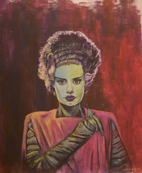 Bride of Frankenstein 8X10 Art Print