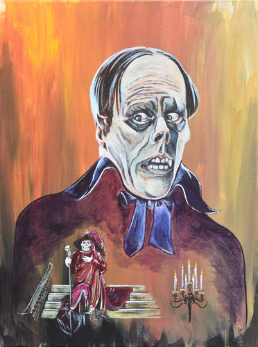 Phantom of the Opera 8X10 Art Print