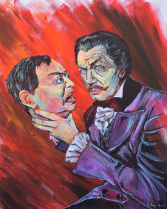 Vincent Price 8X10 Art Print