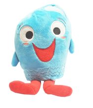Load image into Gallery viewer, Bluenomial Plush Toy
