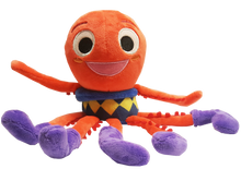 Load image into Gallery viewer, Septopus Plush Toy