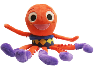 Septopus Plush Toy