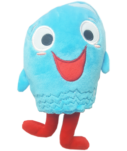 Bluenomial Plush Toy