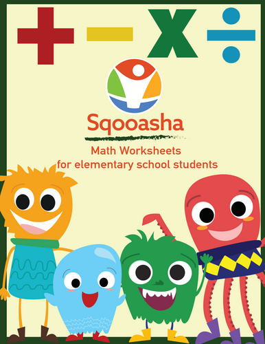 Sqooasha Math Worksheets