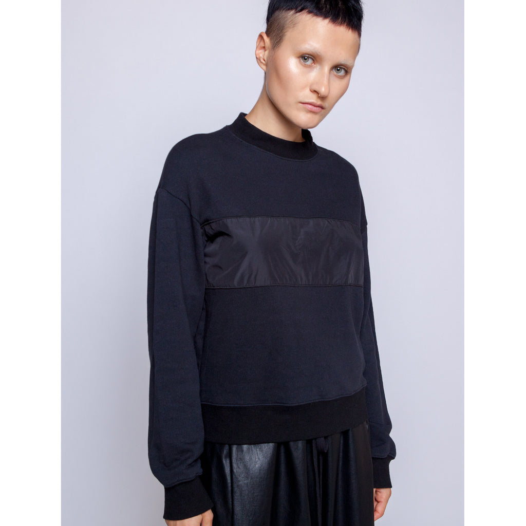 Marla Sweatshirt/ Black