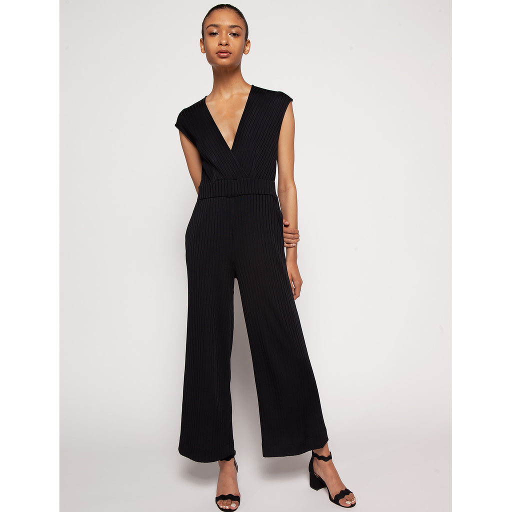 Emily Jumpsuit - Navy