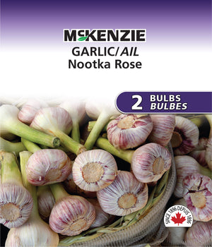 Nootka Rose Garlic
