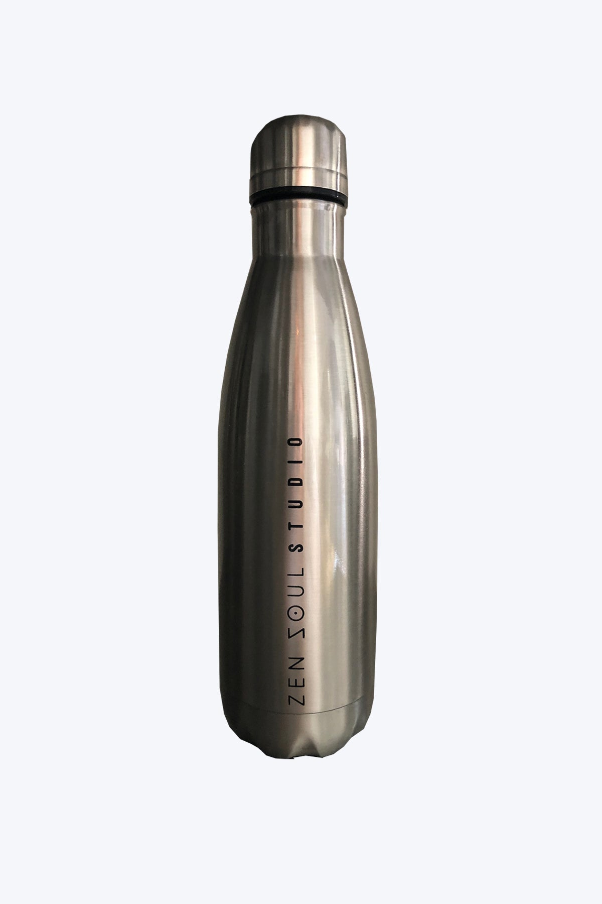 Silver Zen Soul Water Bottle