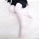 Sakura Cute Paw Thigh-highs/Tights