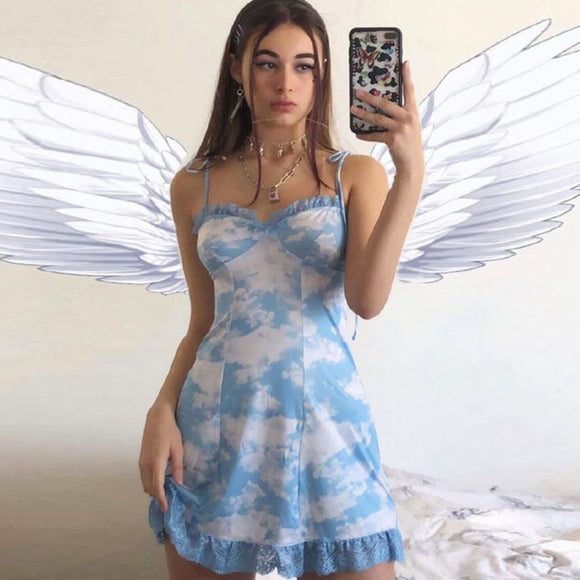 Angel Cloud Dress